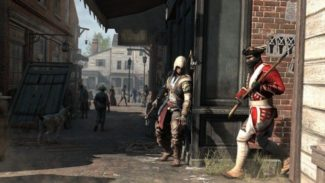 Five minutes in Colonial Boston with Assassin's Creed III