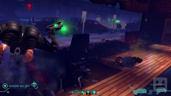 XCOM: Enemy Unknown Firaxis' Homage to a Classic