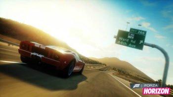 Forza Horizon looks like a Forza game E3 News Xbox  Xbox 360 Forza Horizon