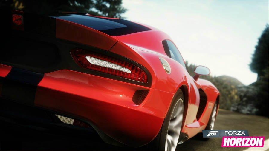 Forza Horizon looks like a Forza game