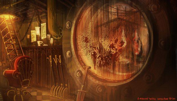 Amnesia: A Machine for Pigs Teaser News PC Gaming Videos  Humble Indie Bundle Amnesia A Machine For Pigs