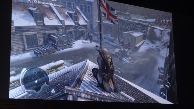 E3 News  Ubisoft Assassins Creed III