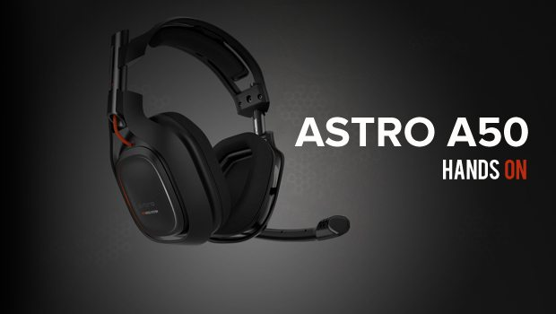 Astro A50 Headphones Hands-on Preview News PC Gaming PlayStation Xbox  Xbox 360 PC Gaming