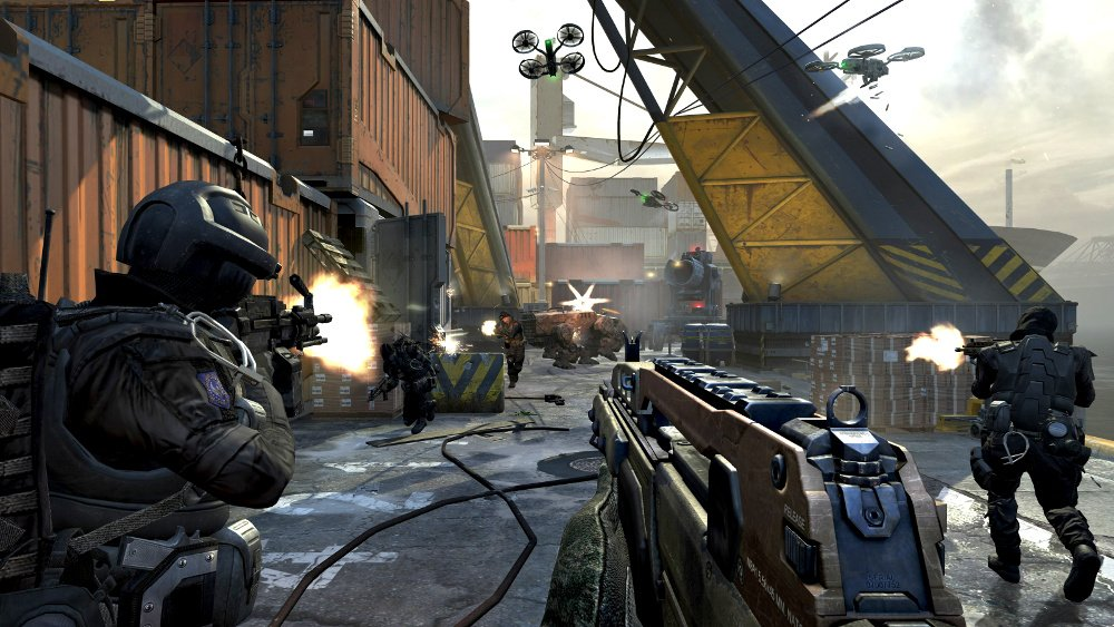 """Treyarch executive thinks Wii U could """"enhance"""" Call of Duty experience"""