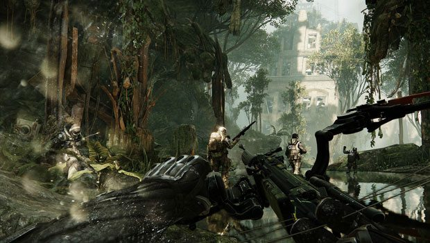 EA will offer plenty for shooter fans with Crysis 3, Battlefield 3 and Medal of Honor