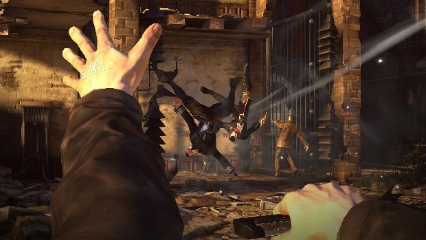 The various ways of murder and assassination in Dishonored News PC Gaming PlayStation Xbox  Dishonored Bethesda