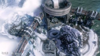 """Halo 4 campaign, multiplayer maps, Spartan Ops are all """"near complete."""" News Xbox  Halo 4 343 Industries"""