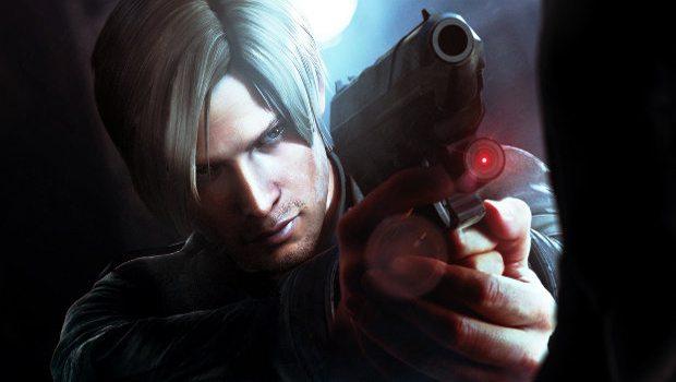 Resident Evil 6 Leon Kennedy Gameplay