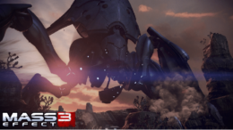 More Mass Effect 3 DLC could follow the story of a traitorous Reaper