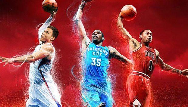 Derrick Rose, Blake Griffin, Kevin Durant chosen for NBA 2K13 Cover