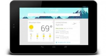 Google enters the Tablet market by unveiling Nexus 7