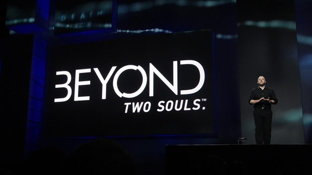 What is Beyond: Two Souls? E3 PlayStation  Sony Quantic Dream Beyond: Two Souls
