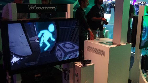 Portal 2 DLC on PS3 will incorporate PlayStation Move
