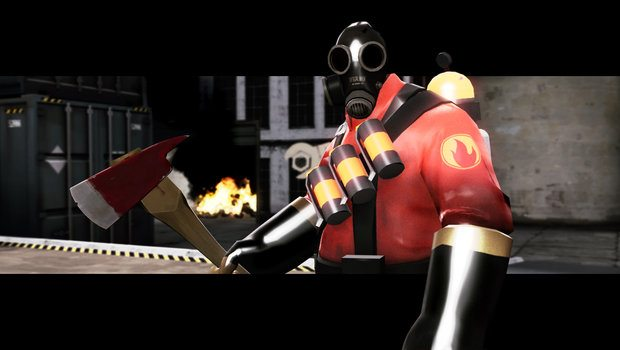 """It's come time for you to """"Meet the Pyro"""" of Team Fortress 2 News PC Gaming  Valve Team Fortress 2 Steam"""