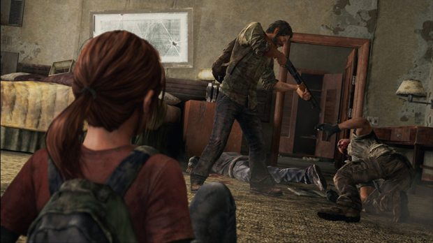 The Last of Us will see subtle changes in any single playthrough News PlayStation  The Last of Us Naughty Dog