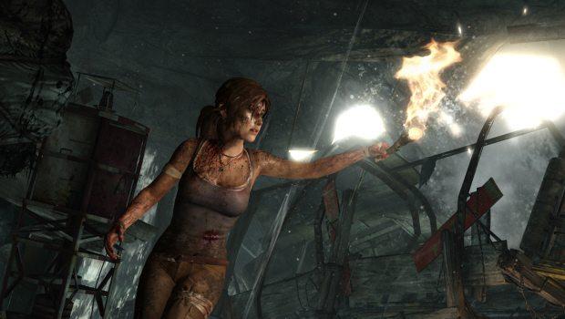 Tomb Raider has huge showing at Microsoft's E3 Media Briefing