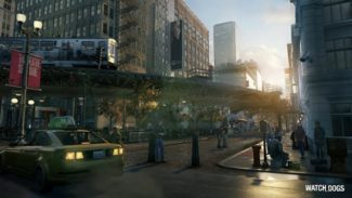 Solitary Watch Dogs Screenshot released by Ubisoft Reflections