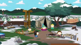 You'll think these South Park: The Stick of Truth screenshots are from an actual South Park episode