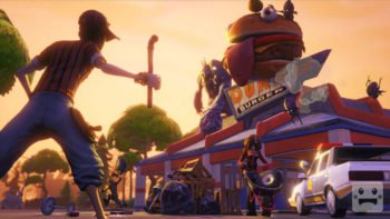 Fortnite an Unreal Engine 4 PC Exclusive News PC Gaming  Fortnite