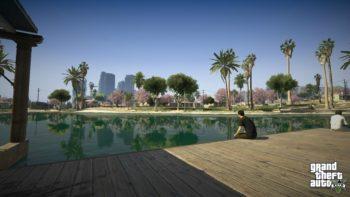 New Grand Theft Auto Screenshots Arrive News PC Gaming PlayStation Xbox  GTA V Grand Theft Auto V