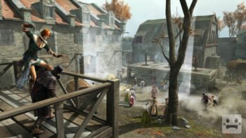 Exploring Boston in Assassin's Creed III News Nintendo PC Gaming PlayStation Screenshots Videos Xbox  Assassins Creed III