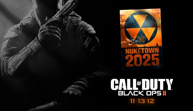 Nuketown 2025 will not be locked content on Black Ops II disc