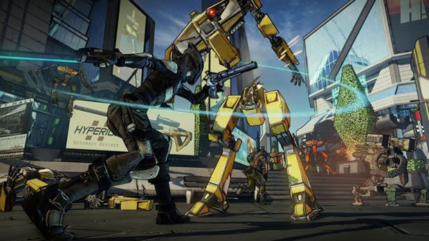 Borderlands 2 on PS Vita, Gearbox Software would like to make it happen