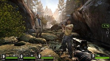 Left 4 Dead 2 Cold Stream priced for Xbox 360