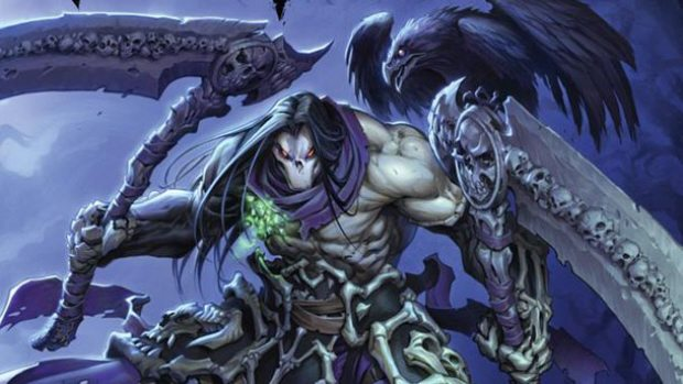 New Darksiders 2 trailer brings Death for all using in-game engine News PC Gaming PlayStation Xbox  THQ Darksiders 2