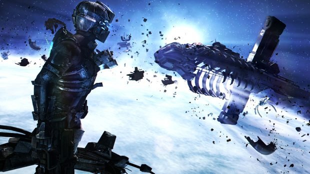 Dead Space 3 Gameplay Walkthrough with Steve Papoutsis