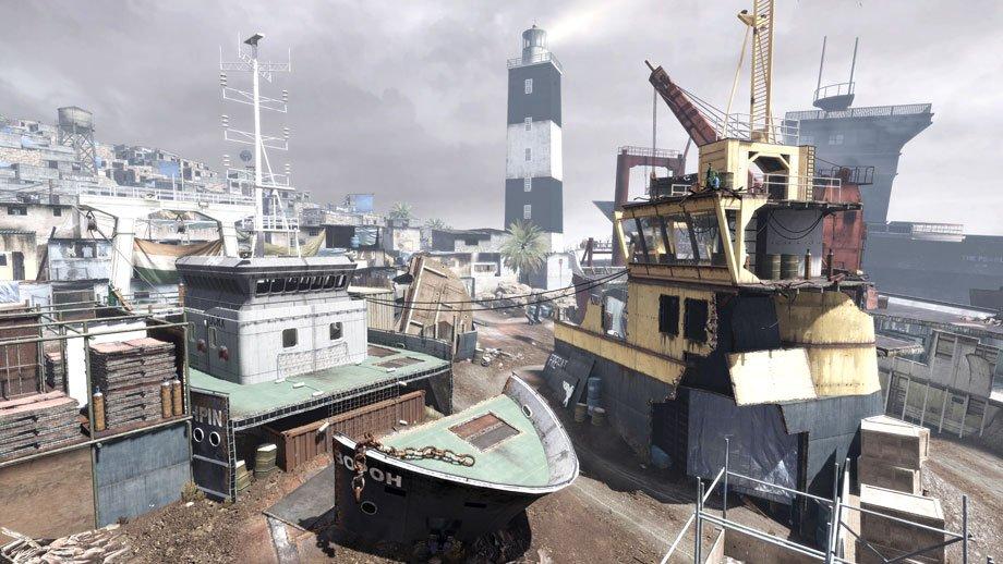 Terminal, Decomission, Offshore, and Vertigo