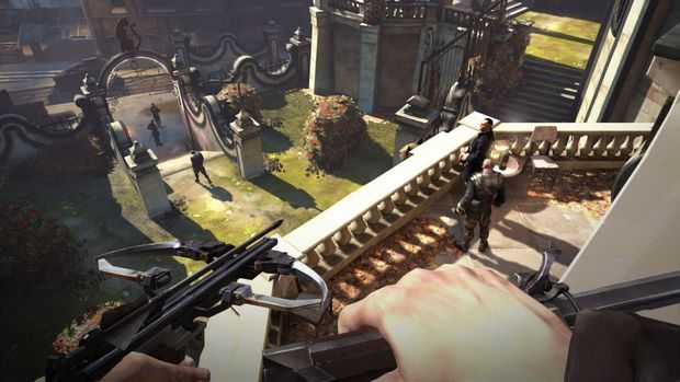 Make three distinctly different Daring Escapes in latest Dishonored trailer
