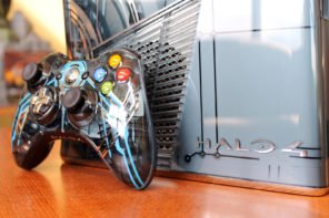 "The LE Halo 4 Xbox 360 was designed to resemble ""an important object in the game"" News Xbox  Halo 4 343 Industries"