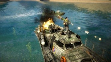Just Cause 2 multiplayer devs are still working to bring you more open-world chaos