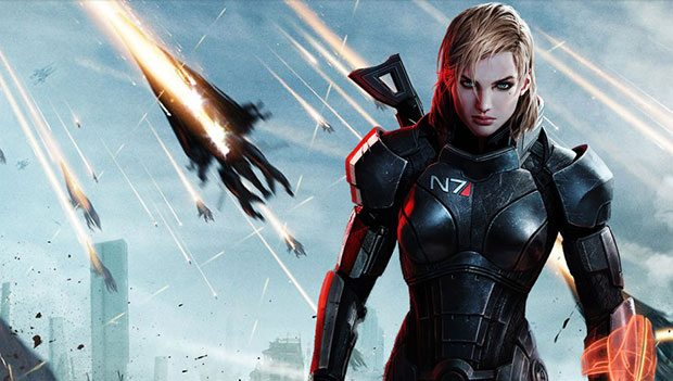 Future Mass Effect 3 DLC will likely feature Shepard  News PC Gaming PlayStation Xbox  Mass Effect 3