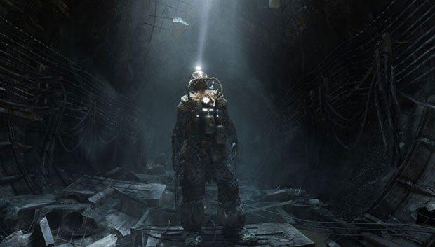Metro Last Light: E3 Gameplay PC Gaming PlayStation Videos Xbox  Metro: Last Light
