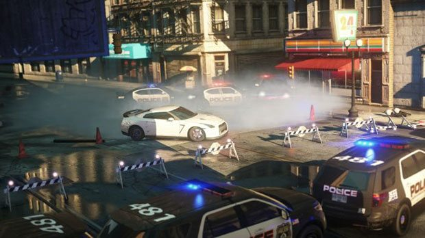 """Need For Speed Most Wanted will feature """"Speed Points"""""""
