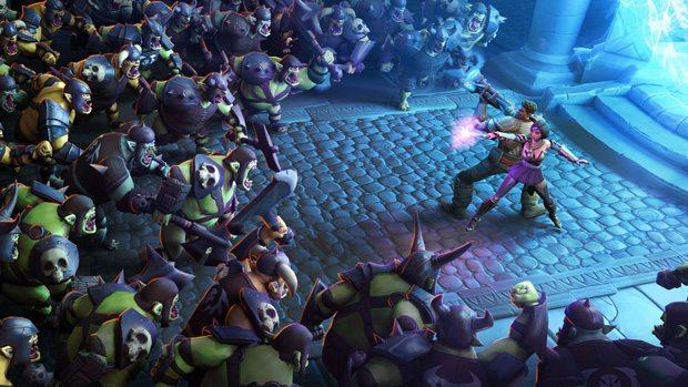 Orcs Must Die 2 Demo Arrives on Steam News PC Gaming  Orcs Must Die