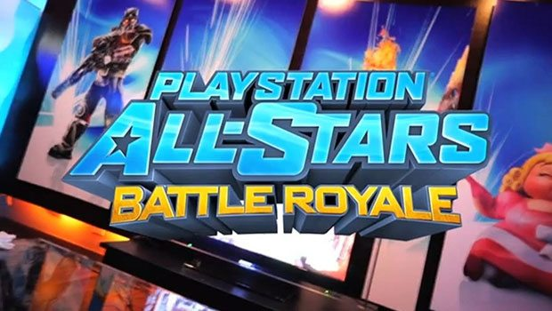 PlayStation Allstars Battle Royale developer clears the air on Smash Bros. comparisons News PlayStation  PS VITA PlayStation All-Stars playstation