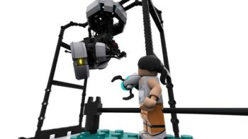 This Portal LEGO set is one step closer to being produced News PC Gaming PlayStation Xbox  Valve Portal 2 Portal