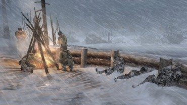 Weather will be the ultimate weapon in Company of Heroes 2