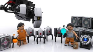This Portal LEGO set is one step closer to being produced