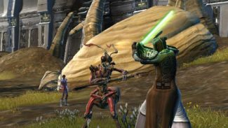 Star Wars: The Old Republic goes free to play up to level 15