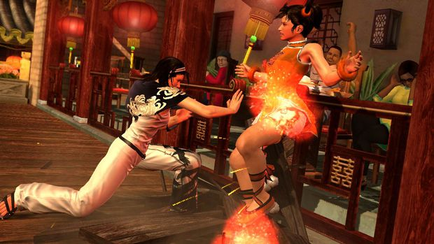 Meet some of your favorite characters returning in Tekken Tag Tournament 2
