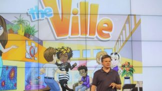 Zynga's new The Ville title shows fast growth on Facebook