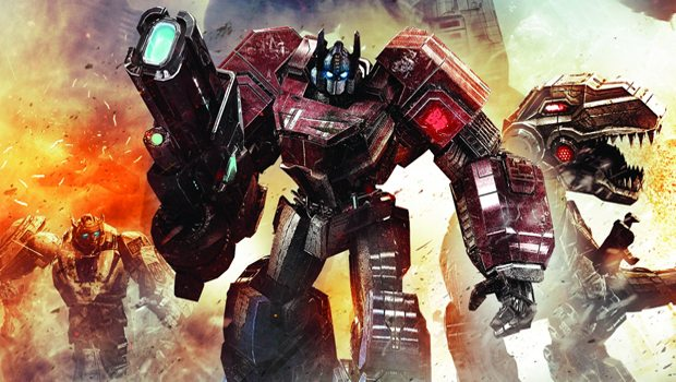 Transformers: Fall of Cybertron Goes through the Matrix