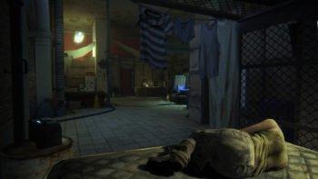New ZombiU gameplay takes us to Buckingham Palace, creepy nursery News Nintendo  ZombiU Ubisoft