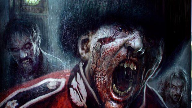 New ZombiU gameplay takes us to Buckingham Palace, creepy nursery