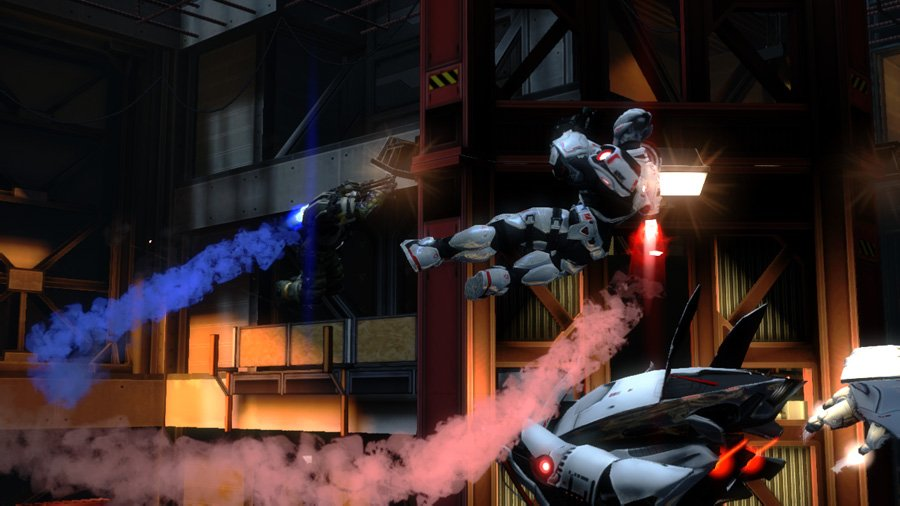 Hybrid launches on Xbox 360