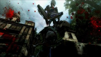 Metal Gear Rising Revengeance Release Date revealed in new trailer News PlayStation Xbox  Metal Gear Rising: Revengeance